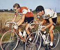 Jan Janssen & Jûgen Tschan (Paris Tours 1970)