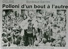 Podium de Serge Polloni course Bordeaux-Saintes 1982 (Photo Sud-Ouest)