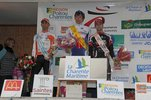 Podium Matvey Zubov course Bordeaux-Saintes2011