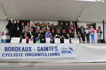 33. Photo de famille Bordeaux-Saintes 2015