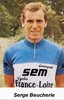 Serge Beucherie Champion de France professionel sur route 1981