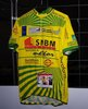 Maillot Cycle Poitevin Bertrand Guérry 1er Bx-Stes 2001