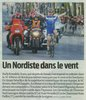 Article journal Sud-Ouest Bordeaux-Saintes 2012